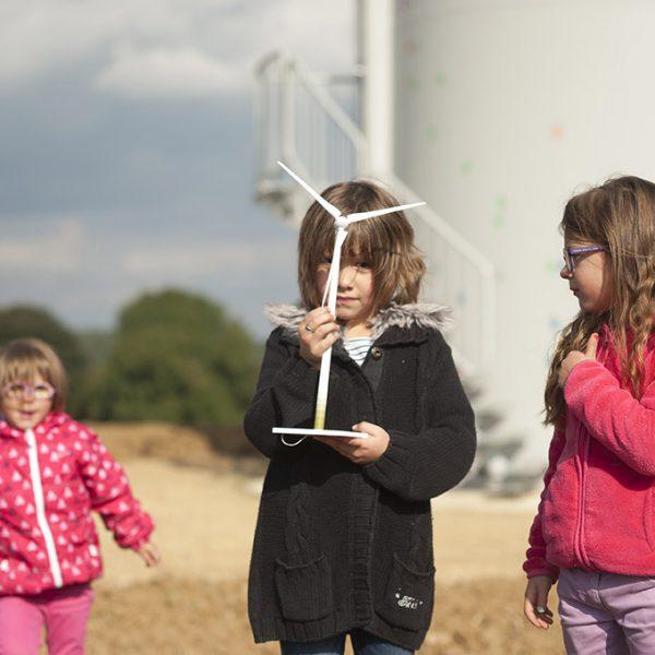 L'éolienne des enfants
