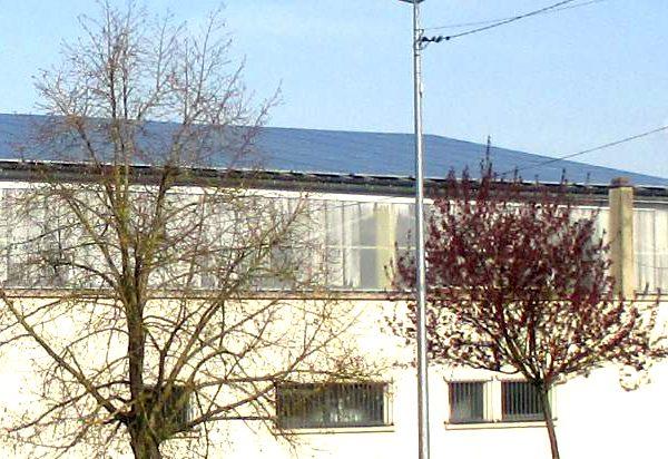 La toiture photovoltaïque à Fagnières